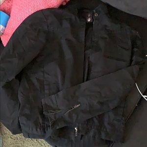 Volcom black jacket
